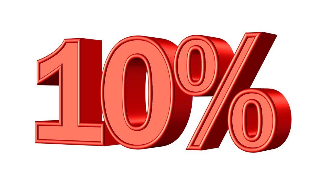 10% скидка от цены конкурента на 3-ндфл декларацию